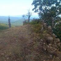 Photo taken at Szállás hegy by Szabolcsi P. on 8/25/2013