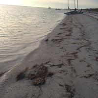 Photo taken at Shell Island by Karen F. on 9/29/2012