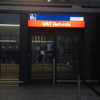 Photo taken at VAT Refunds by T T. on 1/6/2014
