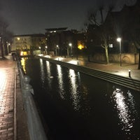 Photo taken at Ornamental Canal by Catarina S. on 1/22/2016