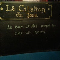 Photo prise au Café Bar Zénob par Louis-Felix B. le3/27/2013