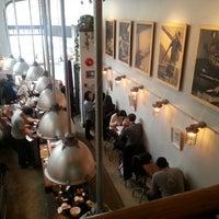 Photo taken at Pikolo Espresso Bar by Louis-Felix B. on 3/1/2013
