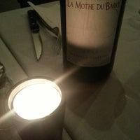 Photo taken at restaurant bonbonne by Louis-Felix B. on 12/19/2012