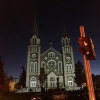 Photo taken at Baie-Saint-Paul by Louis-Felix B. on 10/10/2016