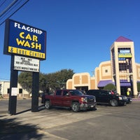 Photo taken at University Car Wash & Lube by Melissa G. on 4/17/2015