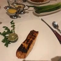 1/18/2018 tarihinde Miguel Angel J.ziyaretçi tarafından Morton's The Steakhouse'de çekilen fotoğraf