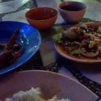 Photo taken at Sri Pantai Tomyam by Izat F. on 11/22/2012