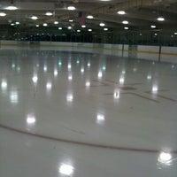 Photo taken at Gold Ice Arena #udel by Bev on 9/25/2011