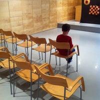 Foto tomada en Fundació Palau por Mònica R. el 10/21/2012