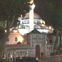 Photo taken at Eyüp Sultan Mosque by EyupCapoglu C. on 7/8/2013