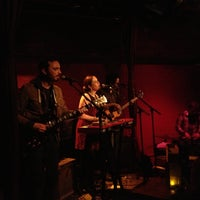 Photo taken at Rockwood Music Hall, Stage 3 by Christine M. on 5/8/2013