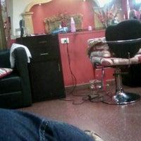Black white peluquer a boutique encarnaci n itap a for V encarnacion salon