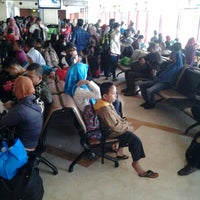 Photo taken at Gate 4 by Arief L. on 7/29/2015