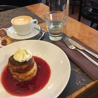 Photo taken at Café Lounge by Tadeáš K. on 5/5/2017