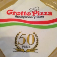Photo taken at Grotto Pizza by Nick on 5/16/2013