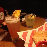 Photo taken at TGI Fridays by Katie F. on 7/15/2013