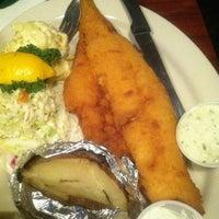 Photo taken at Rodney's Restaurant by emilyyy on 11/17/2012