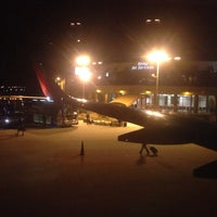 Photo taken at Ogden Hinkley Airport (OGD) by Dory on 11/2/2013