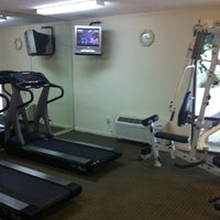 Photo taken at Gym @ Kendall Hotel & Suites by Patricia T. on 2/8/2013