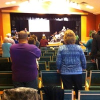 Photo taken at New Covenant Community Church by Tim B. on 1/13/2013