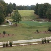Photo taken at Cherokee Run Golf Club by Jiles P. on 10/27/2013