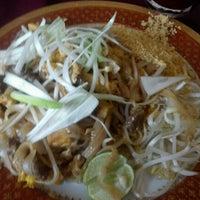 Photo taken at Thai House by Esteban M. on 10/27/2012