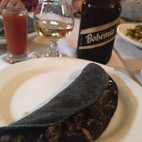 Photo taken at Cabaña Los Pinos by Beto M. on 7/6/2014