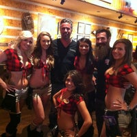 Photo taken at Twin Peaks Restaurant by Marc E. on 6/11/2013