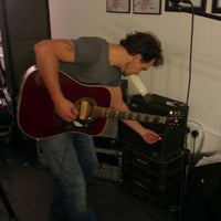 Photo taken at Jim Farey Music Studio by Jim F. on 9/27/2012
