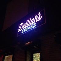 Photo taken at Delilah's Steaks by Greg M. on 1/20/2014