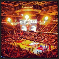 Photo taken at Quicken Loans Arena by Jon M. on 1/30/2013