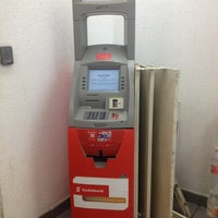 Photo taken at Scotiabank ATM Express by Hiroshi I. on 7/27/2013