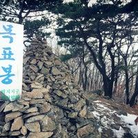 Photo taken at 목표봉 by ChongWoo L. on 1/22/2015