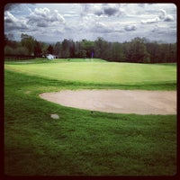 Photo taken at Candia Woods Golf Links by Everett D. on 5/8/2013