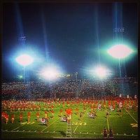 Photo taken at Duck Samford Stadium by Everett D. on 8/22/2014