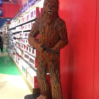 Photo taken at Hamleys by Katie K. on 12/10/2013