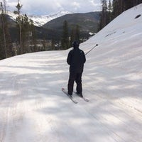 Photo taken at Winter Park Ski Area by Andrey A. on 4/22/2014