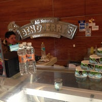 Photo taken at Ben & Jerry's by Diego H. on 1/6/2013