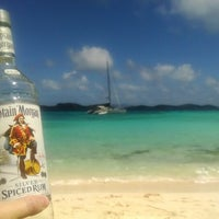 Photo taken at Sapphire Beach Marina & Resort Saint Thomas (Virgin Islands U.S.) by Bill M. on 2/8/2014