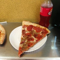 Photo taken at Famous Original Ray's Pizza by Joel R. on 7/3/2013