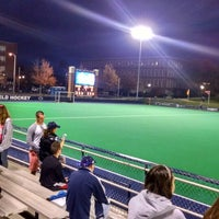 Photo taken at Field Hockey Complex by Taimi A. on 10/14/2014