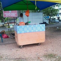 Photo taken at gerai kueh papa by Abg B. on 10/20/2013