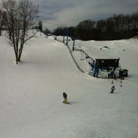 Photo taken at Snowsnake Ski And Golf by Bianca R. on 2/17/2013