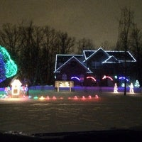 Photo taken at Our Dancing Lights by Jeff S. on 1/3/2014