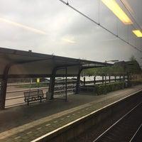 Photo taken at Station Twello by Thomas on 4/29/2018