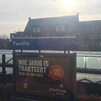 Photo taken at Station Twello by Thomas on 2/17/2018