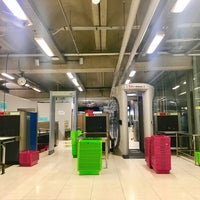 Photo taken at Thai Immigration: Transit Immigration (East) by Toffie T. on 6/27/2017