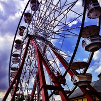Photo taken at Rye Playland by Meghan G. on 6/22/2013