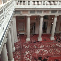 Photo taken at Palazzo Grassi by Museum S. on 7/17/2013