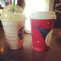 Photo taken at Starbucks by amanda z. on 11/28/2012
